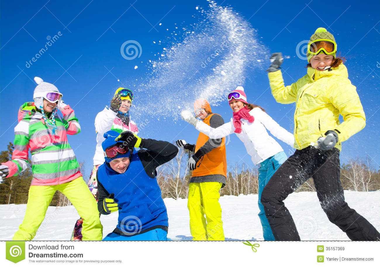Winter Holiday Royalty Free Stock Images   Image  35157369
