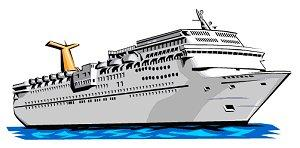 Cruise Ship Clip Art