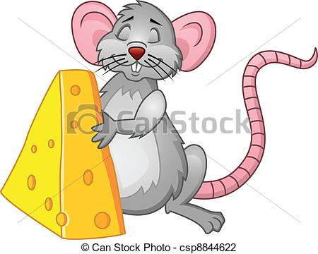 Funny Rat Clipart - Clipart Kid