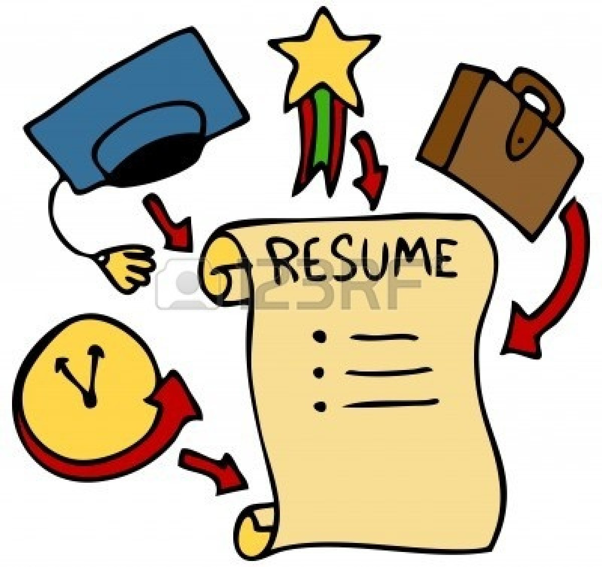 job resume clipart clipart kid resume 20clipart clipart panda clipart images