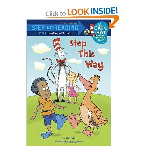 Step This Way Step Into Reading Cat In The Hat Knows A Lot About