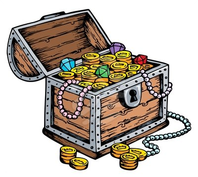 Treasure Chest Clipart   Clipart Panda   Free Clipart Images