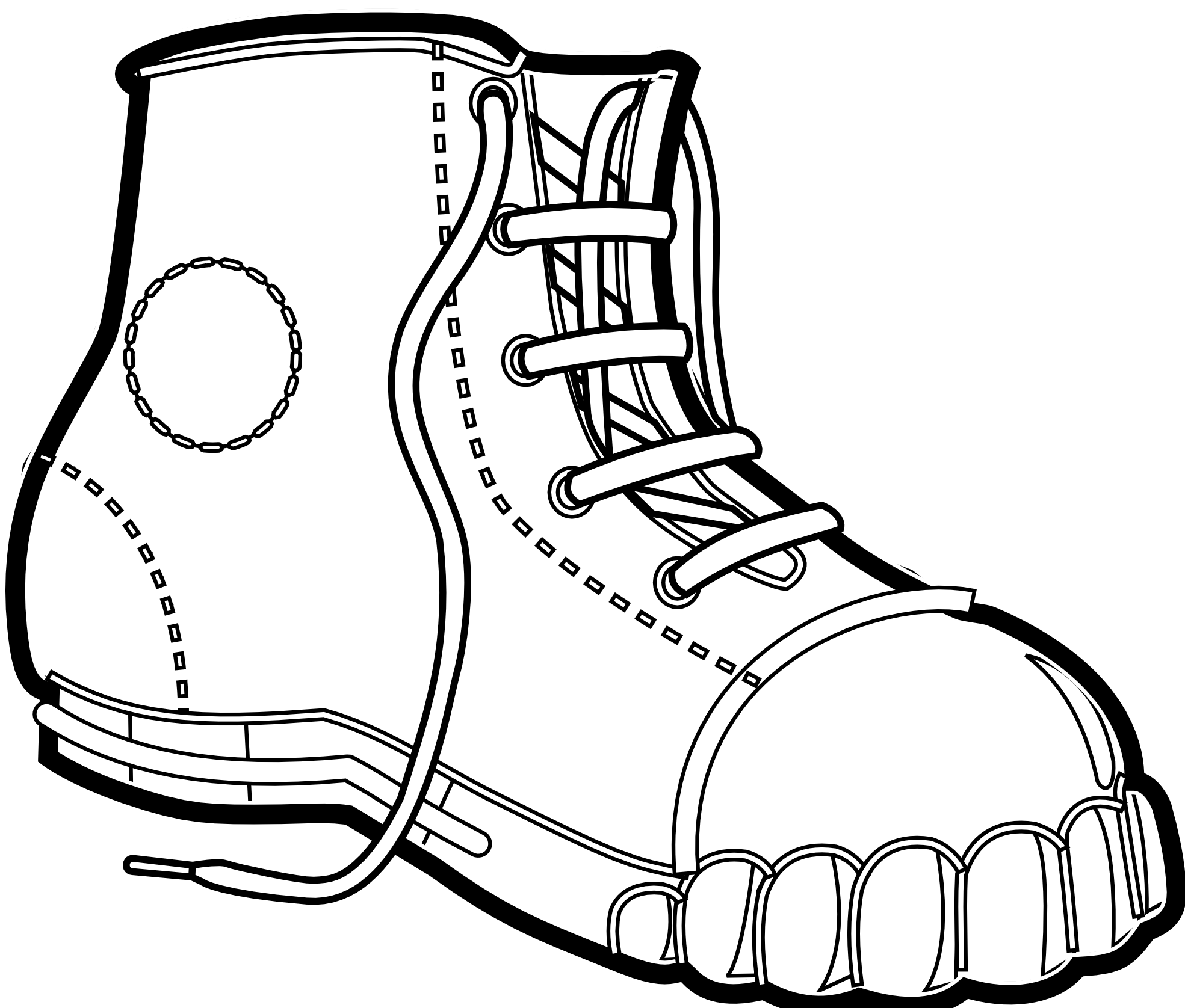 Winter Boots Clipart   Clipart Panda   Free Clipart Images