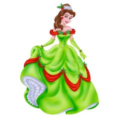 Belle Jasmine Art Free Belle Holiday Disney Princesses Disney Xmas