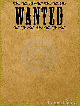 Reward Posters Template. Wanted Posters Template,18+ Western ...