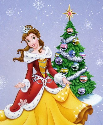 Joyeux Noel  From Princess Belle