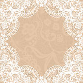 Lace Illustrations And Clipart
