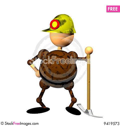 Miner Clipart   Free Stock Photos   Images   9419573   Stockfreeimages