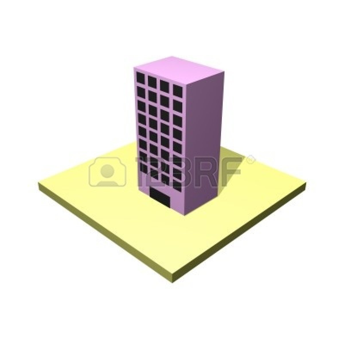 There Is 35 Office Building Black And White Free Cliparts All Used For