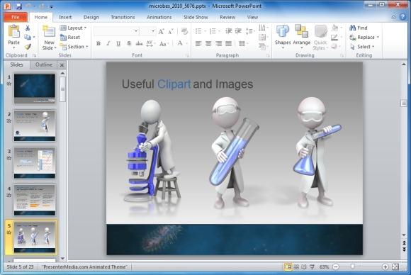 Powerpoint 2013 Water Bottles Clipart - Clipart Kid