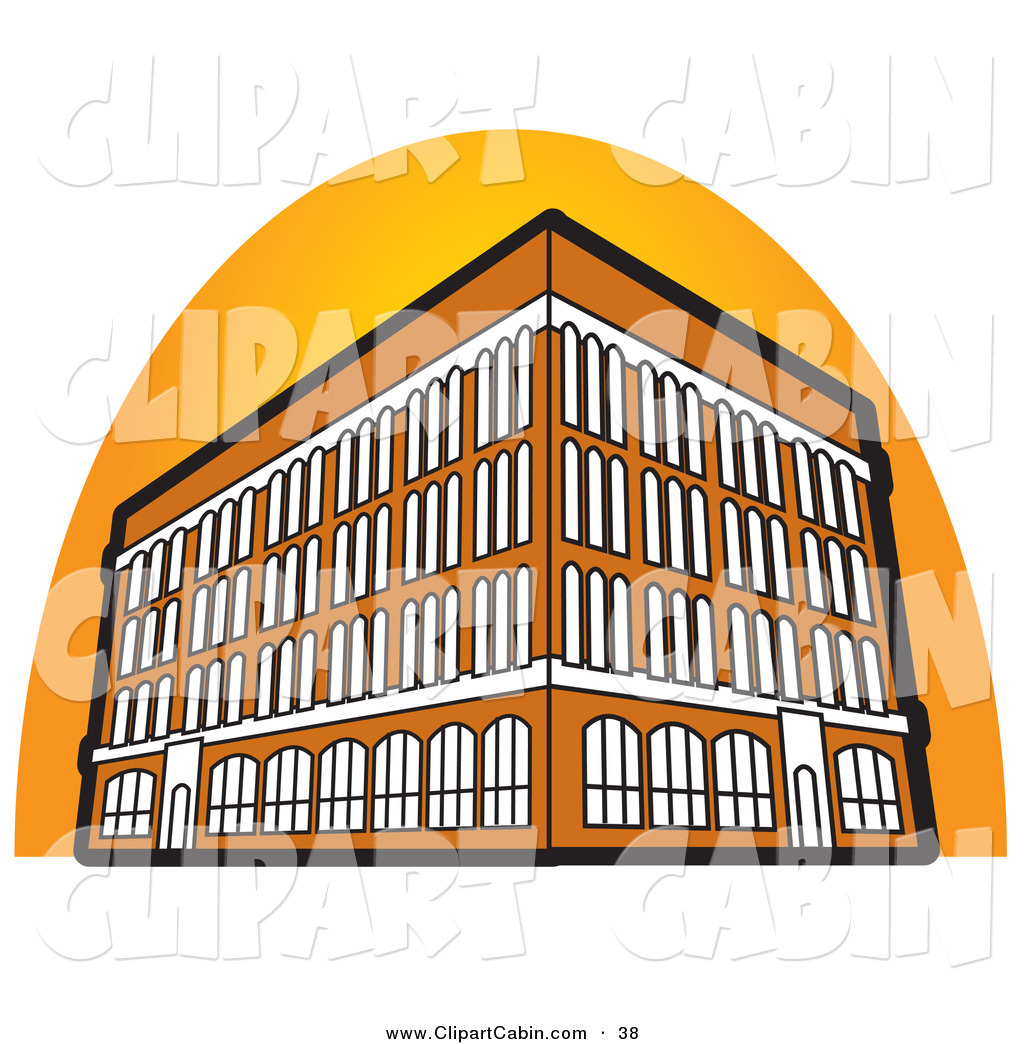 Gallery  Commercial Building Clipart