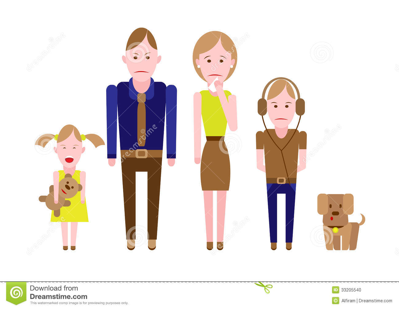 Sad Family Clipart Sad Family Clip Art Sad Family