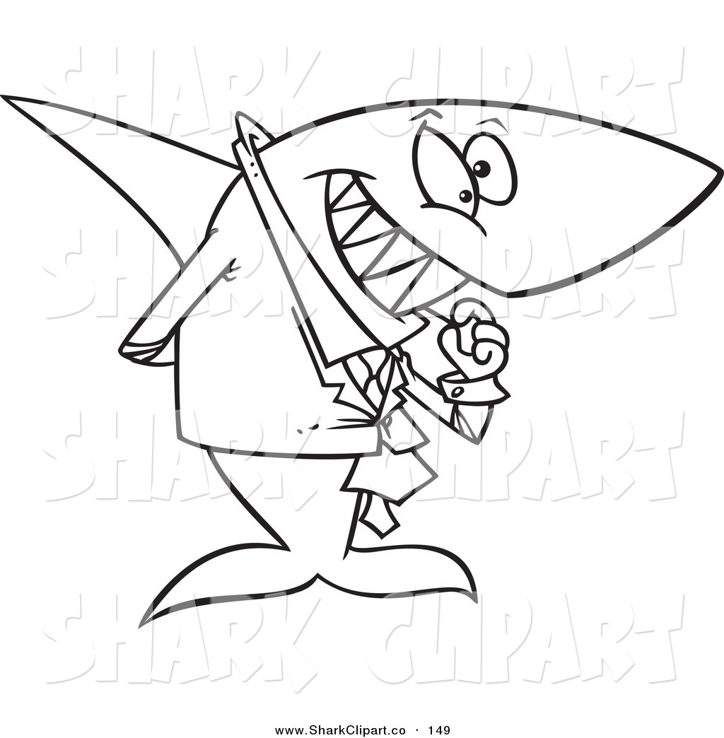 Tooth Clip Art Black And White Clip Art Of A Cartoon Black