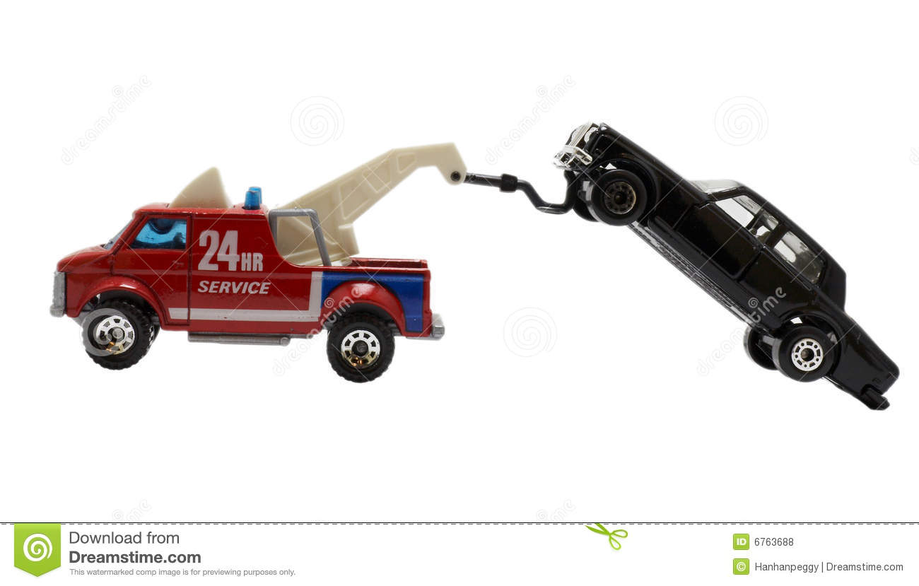 Towed Away Royalty Free Stock Photos   Image  6763688