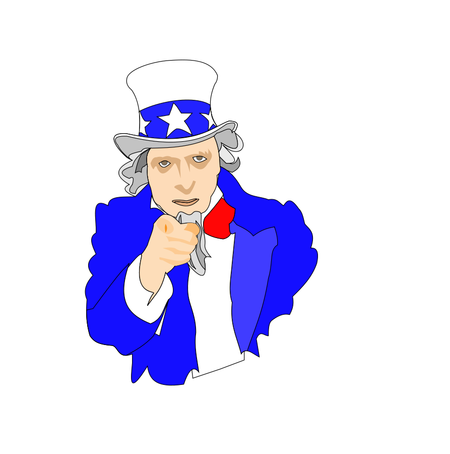 Uncle Sam Clip Art – Cliparts