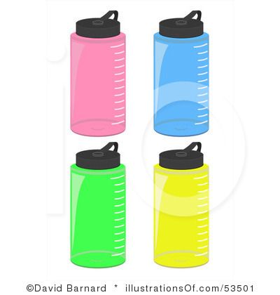 Water Bottle Clipart Royalty Free Water Bottle Clipart Illustration