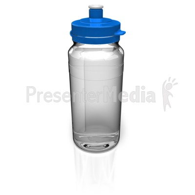 Water Bottle   Presentation Clipart   Great Clipart For Presentations