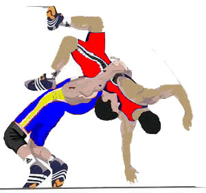 Wrestling 20clipart   Clipart Panda   Free Clipart Images