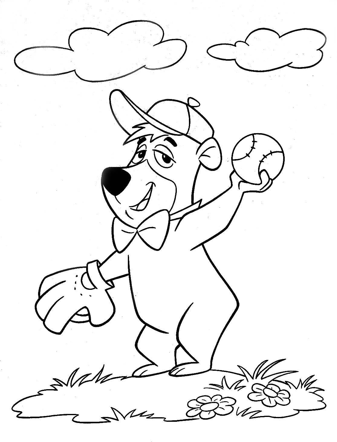 Boo Boo Bear Clipart - Clipart Suggest