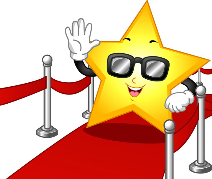Cartoon Star On Red Carpet   Celebrity Hoaxes Images   Frompo