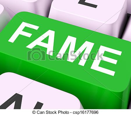 Fame Keys Meaning    Csp16177696   Search Vector Clipart Drawings