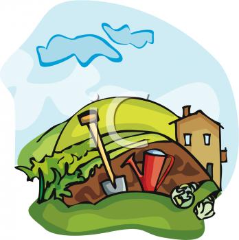 Farm Field Clipart - Clipart Suggest