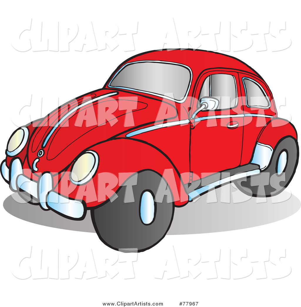 Larger Preview  Vector Slug Bug Clipart By Snowy