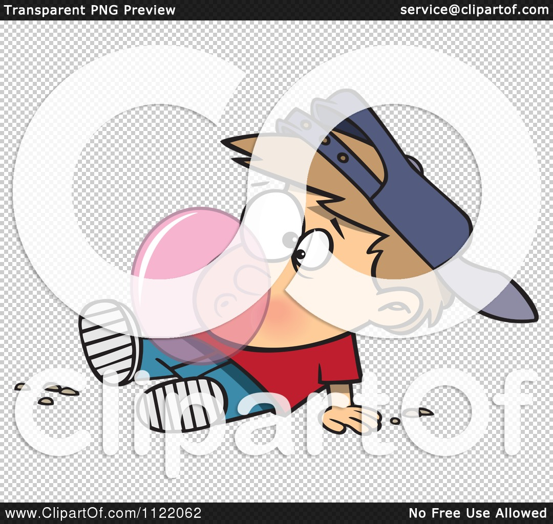 Clipart Chewing Gum