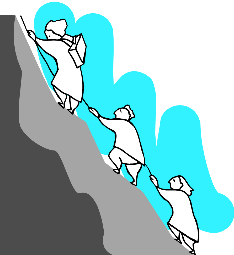 Mountain Climbing Clipart - Clipart Suggest