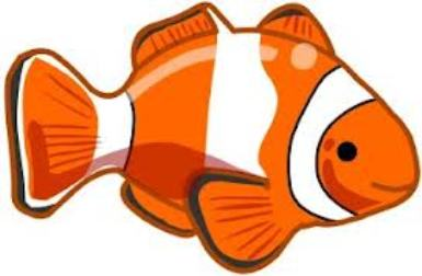 Saltwater Fish Clip Art   Freshwater Fish Clip Art   Fish Clipart