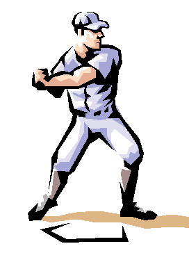Animated Baseball Player   Clipart Best