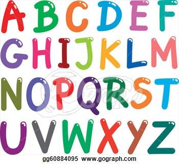 Capital Letters Alphabet Clip Art Clipart   Free Clip Art Images