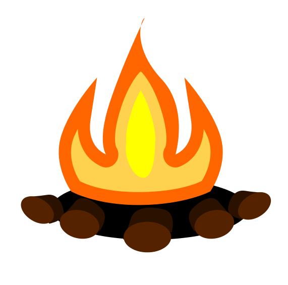 bonfire clipart clipart suggest free clipart download camping Camping Clip Art