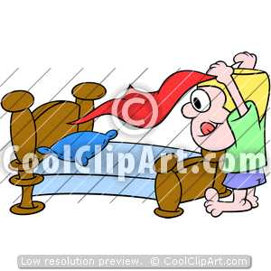 Coolclipart Com   Clip Art For  Make Bed Boy   Image Id 113079