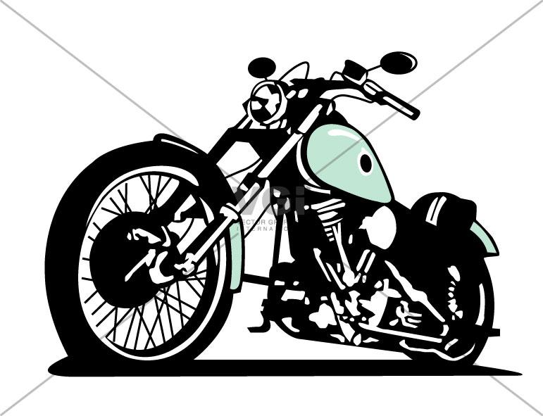 Image Gallery harley davidson vector clip art
