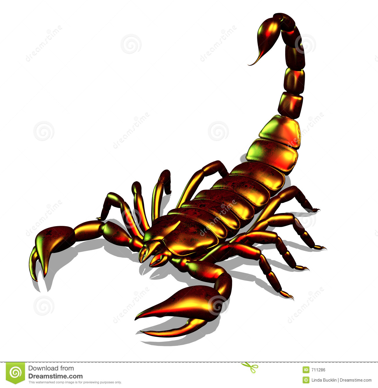 Scorpion Clipart Clipart Panda Free Clipart Images