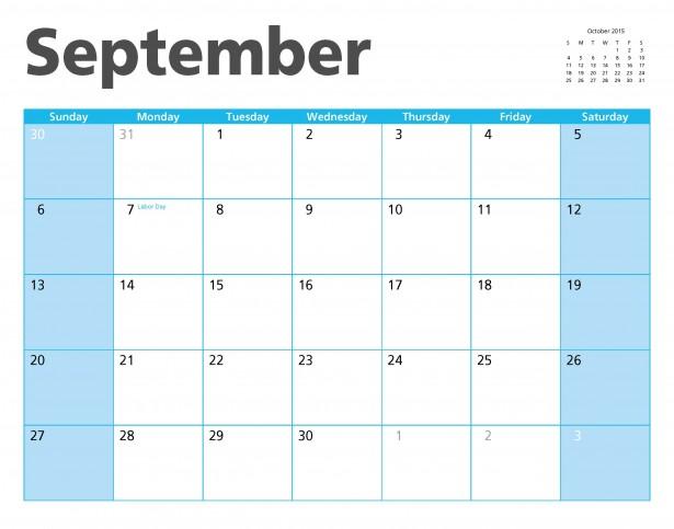 September 2015 - Roman Catholic Saints Calendar