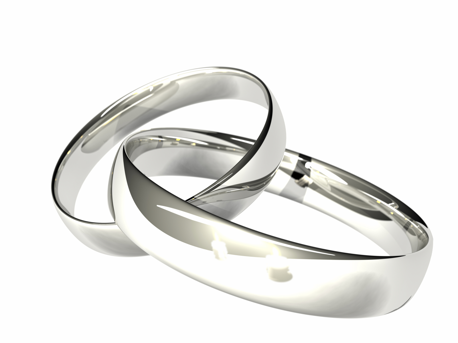 Wedding Pictures Wedding Photos  Silver Wedding Rings Pictures