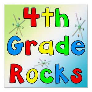 4th Grade Rocks Fourth 5