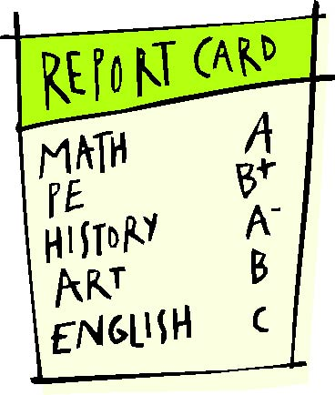 4th Grade Wise Owls  Wow  Report Cards Already    Clipart Best
