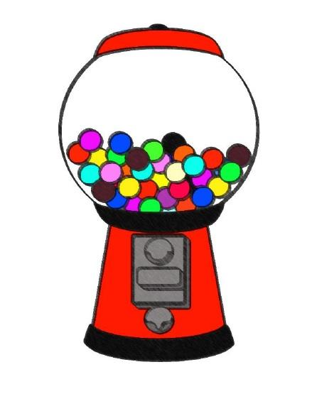 Bubble Gum Machine The Bubble Gum Machine