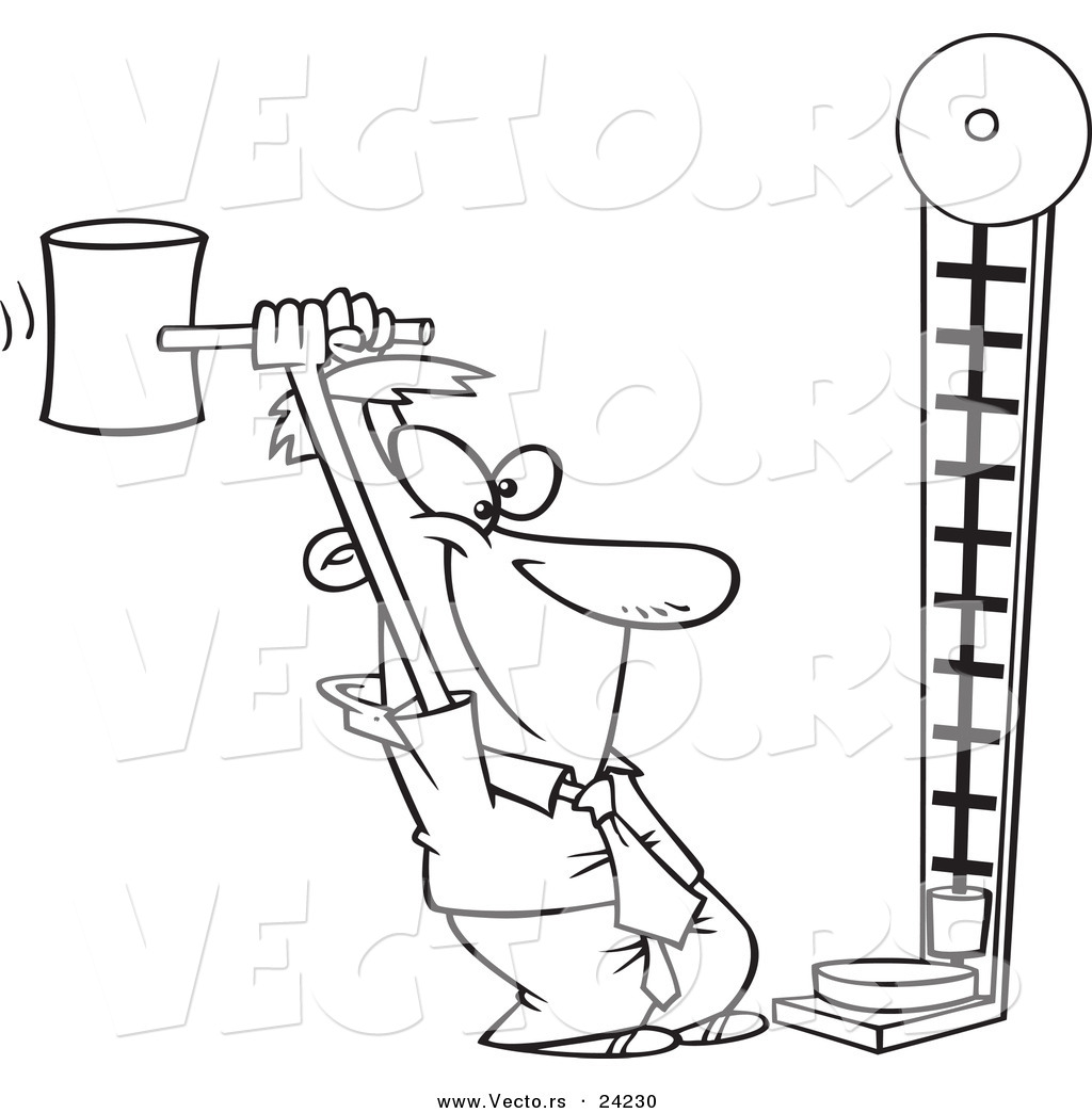 free strong man coloring pages - photo#34