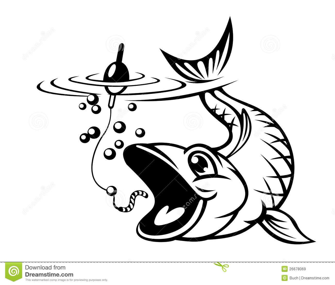шаблоны для вырезания рыбалка