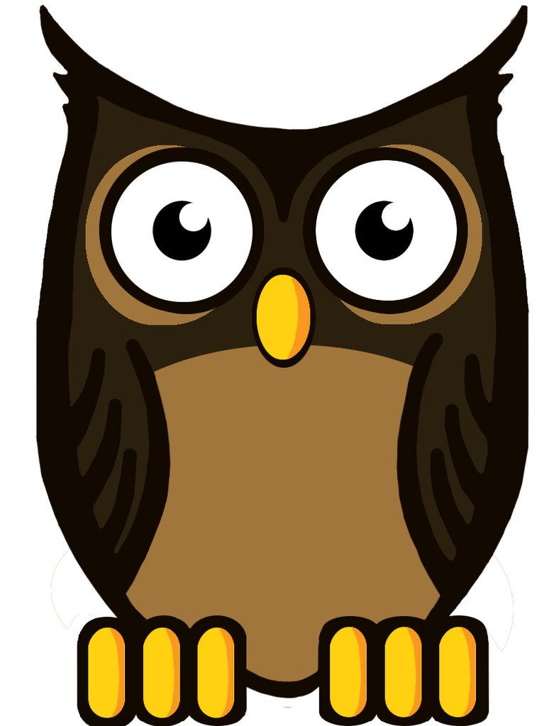 Cartoon Owl Clipart - Clipart Kid