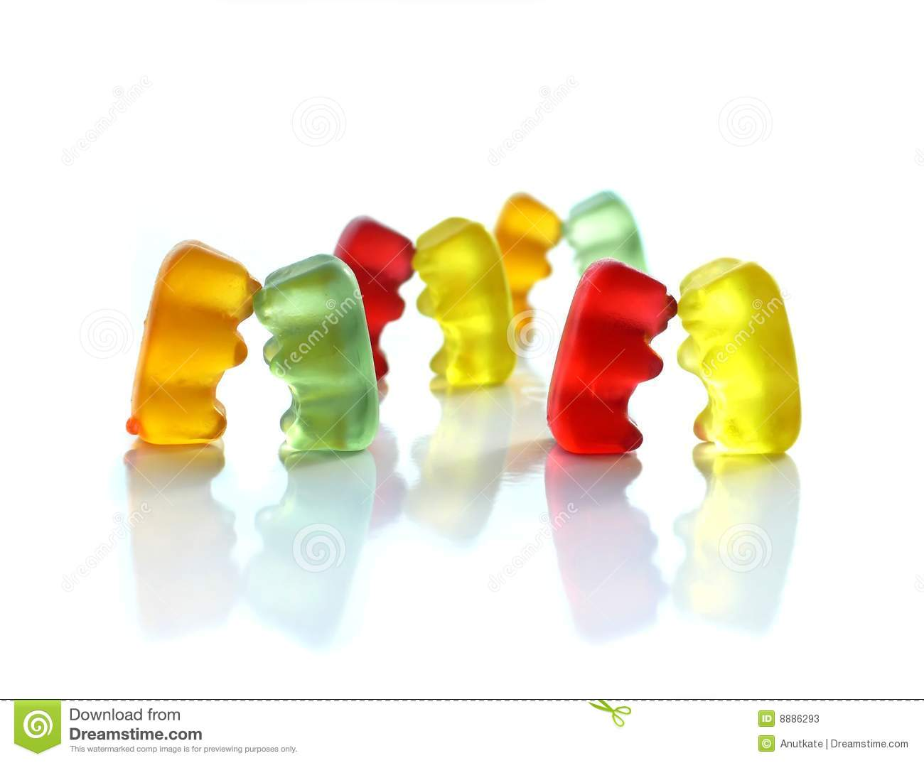 Dancing Gummy Bears Editorial Stock Photo   Image  8886293