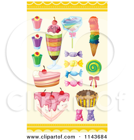 Royalty Free  Rf  Gummy Bear Clipart Illustrations Vector Graphics