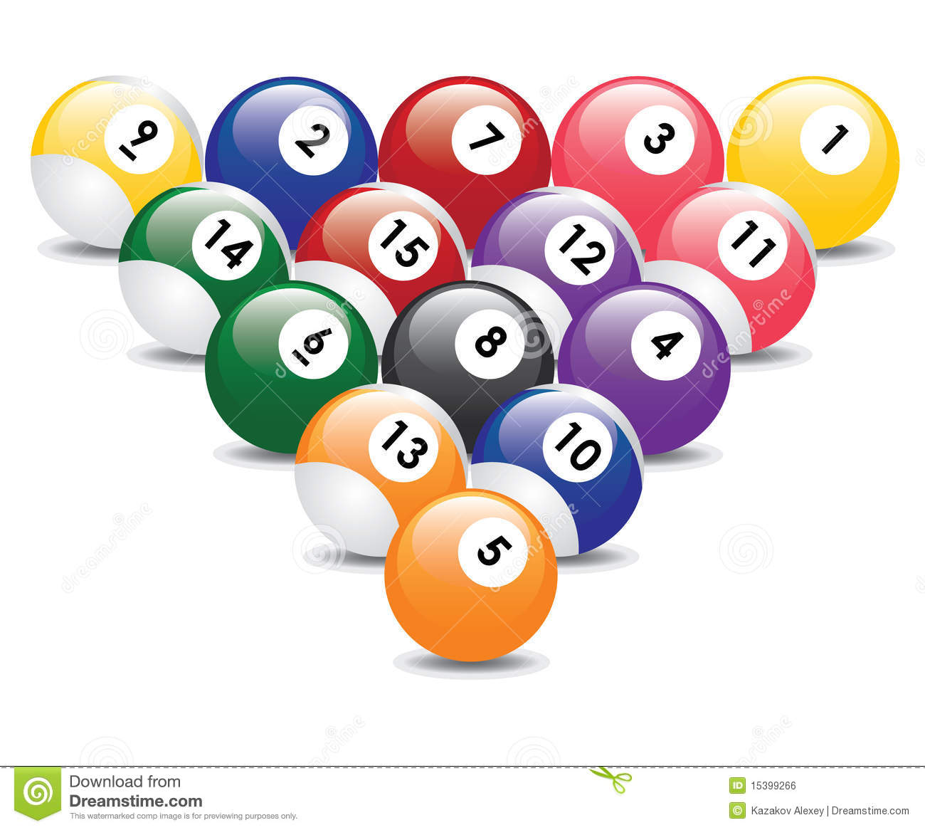 pool ball rack clipart clipart suggest