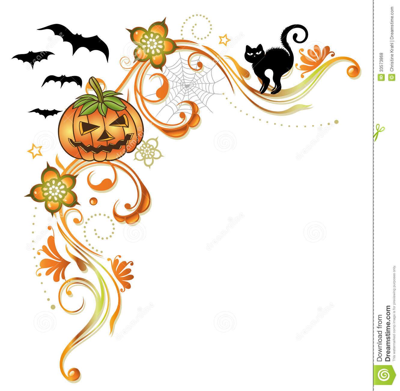 Free Black White Pumpkin Clip Art