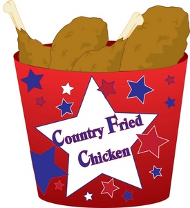 Fried Chicken Clipart - Clipart Suggest