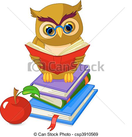 Cute Wise Owl Clipart   Clipart Panda   Free Clipart Images